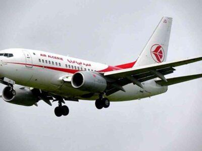 Air Algérie vols rapatriement