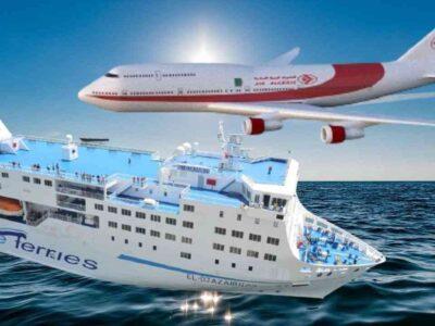 ferries air algérie