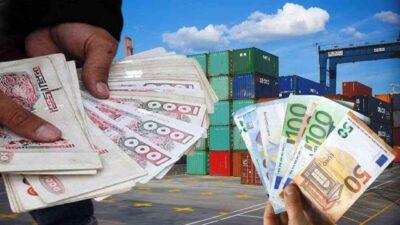 algérie dinar euro importation