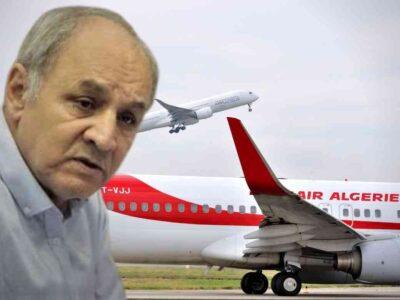 la reprise vols Algérie