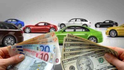 algérie importation voitures devises