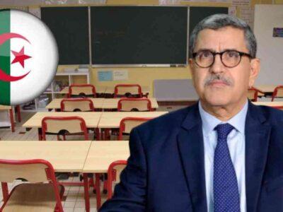 Algérie rentrée scolaire 2021