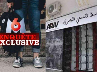 Algérie enquête exclusive M6