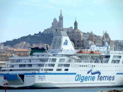 Algérie Ferries reprise liaisons
