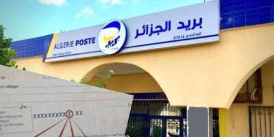Algérie Poste calendrier retraite