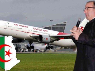 algérie reprise vols nationaux