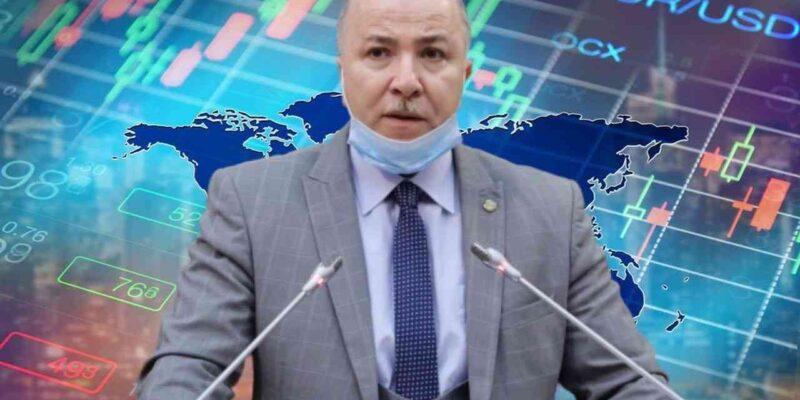 Algérie impôts