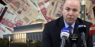algérie coût grande mosquée