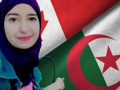 Algérienne Canada