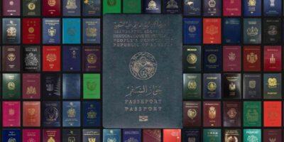 classement passeport algérien visa