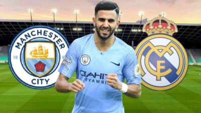 Riyad Mahrez Real Madrid
