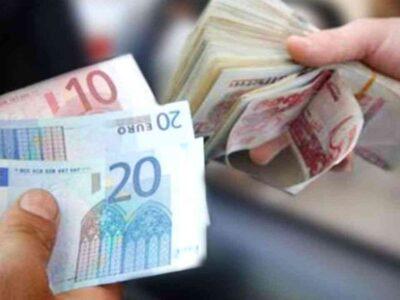 Algérie Euro Dinar