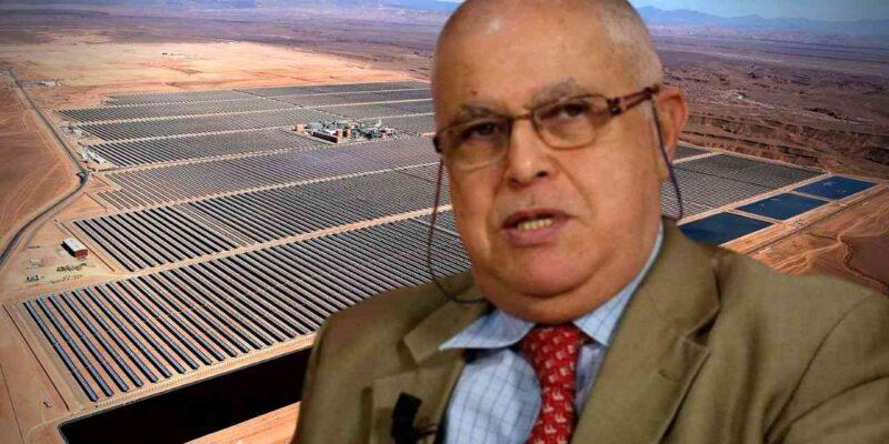 Algérie Desertec énergie