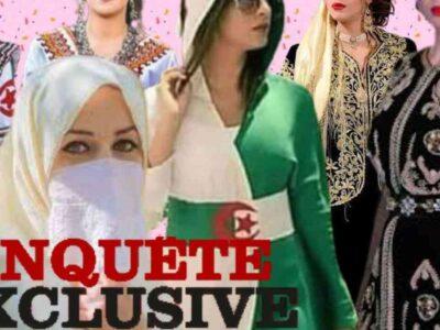 enquête exclusive algériens femme