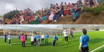 femmes kabyles tournoi football
