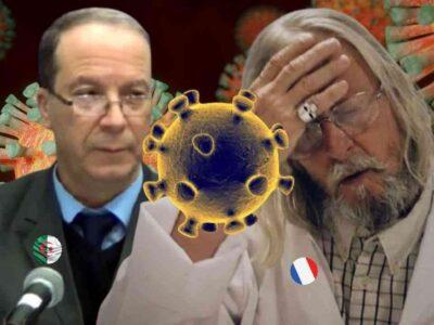 algérie fourar raoult virus