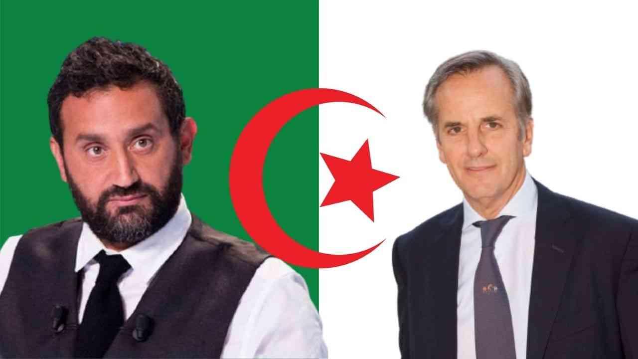 France Cyril Hanouna Tacle Enquete Exclusive Et Defend L Algerie Video