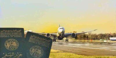 Algérie frontières reprise vols