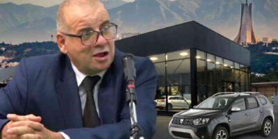 importation voitures algérie concessionnaires
