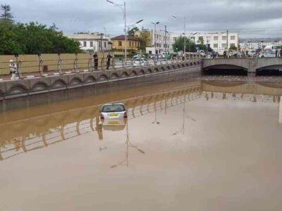 Algérie pluies inondations