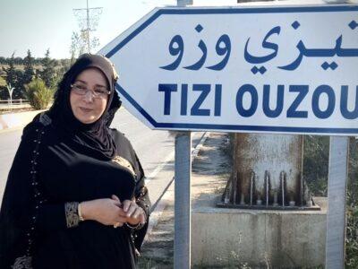 Naima Salhi tizi ouzou