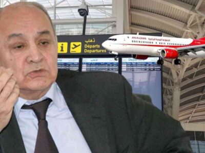 ouverture frontières Algérie vols