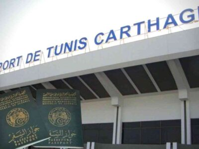 Tunisie frontières algériens