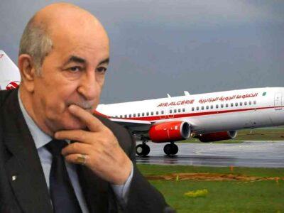 Air Algérie Tebboune