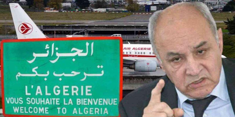 Algérie reprise vols France