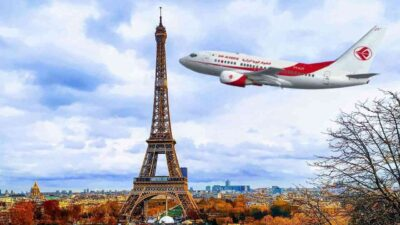 France Algérie vols