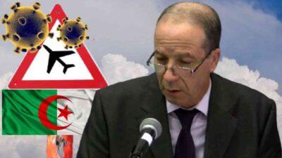 algérie vols comité scientifique
