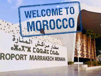 reprise vols maroc frontières