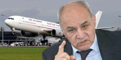 vols ouverture frontières Algérie