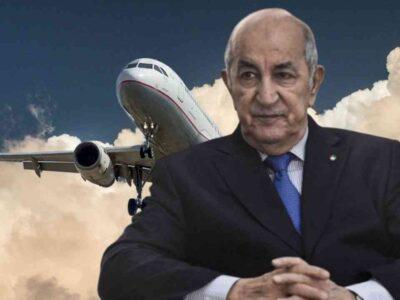reprise vols frontières Algérie