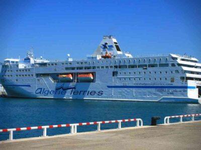 reprise Algérie Ferries