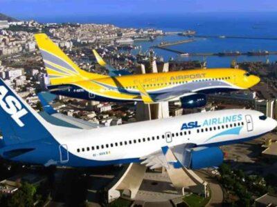 Algérie ASL Airlines vols