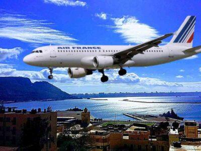 Algérie vols air france