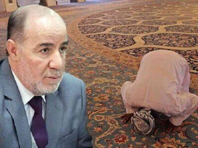 Algérie prière vendredi