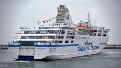 Algérie Ferries marseille