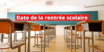 algérie la rentrée scolaire