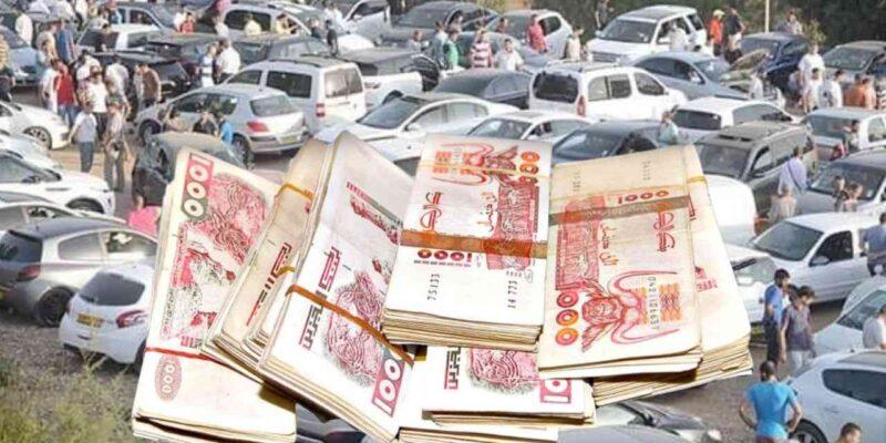 algérie marché automobile