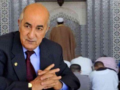 Algérie prière