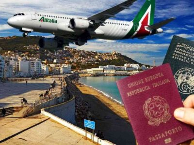 Alitalia Algérie reprise vols