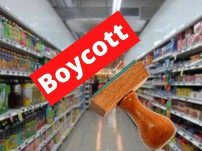 campagne boycott français arabes