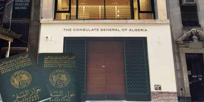 Consulat Algérie