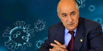Algérie coronavirus tebboune quarantaine