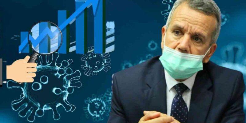 Algérie hausse contaminations covid-19