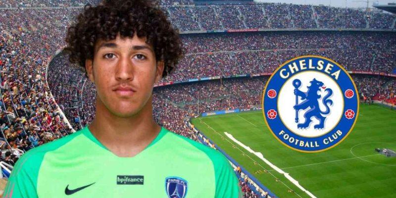 équipe algérienne Chelsea