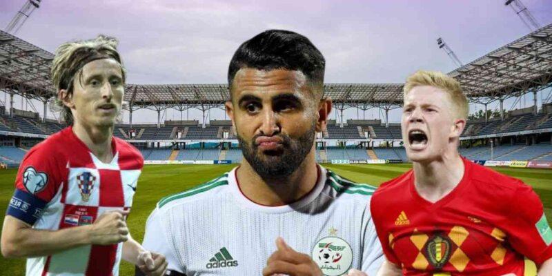 équipe Algérie