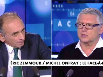 Zemmour Onfray Musulmans France